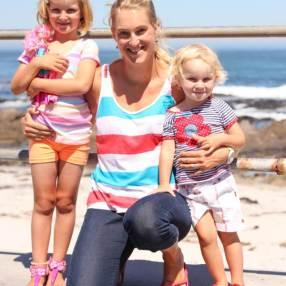 Sarah & girls 1-45